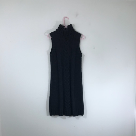 507c776c380e GAP Dresses | Sleeveless Knit Turtleneck Sweater Dress Med | Poshmark
